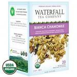 organic bianca chamomile tea