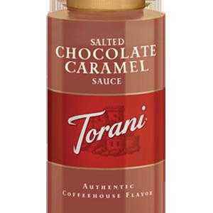 Torani salted chocolate caramel sauce