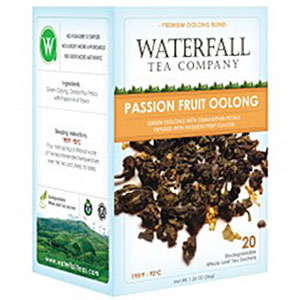 passionfruit oolong tea